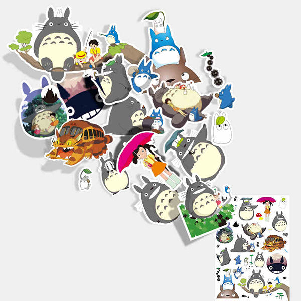 My Neighbor Totoro Stickers