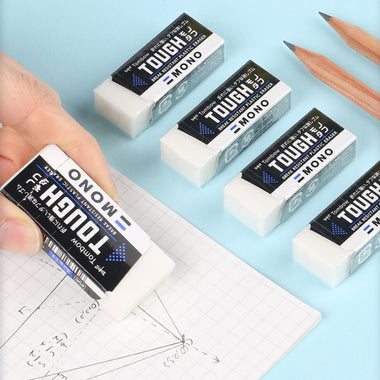 Tombow MONO TOUGH Eraser 3 Pcs Packs