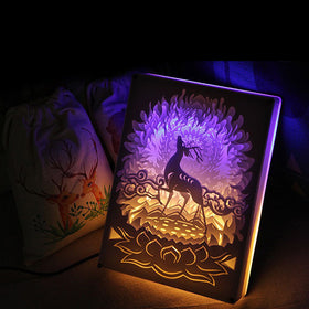 Paper Cut Shadow Box 2nd Generation