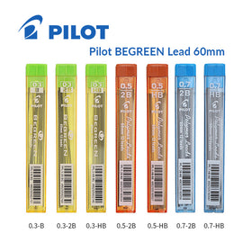 Pilot BEGREEN Lead 0.3 / 0.5 / 0.7mm