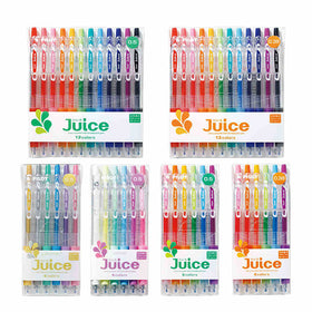 Pilot Juice Gel Pen 0.5mm 6 / 12 colors Set