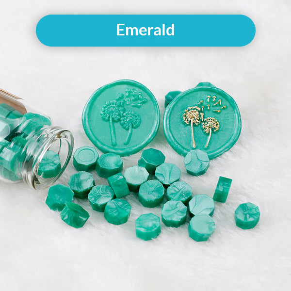 Sealing Wax Beads Set for Stamp