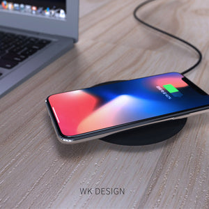 Slim Wireless Charger for Apple and Samsung