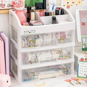 Stackable Desk Drawer Stationery Holder