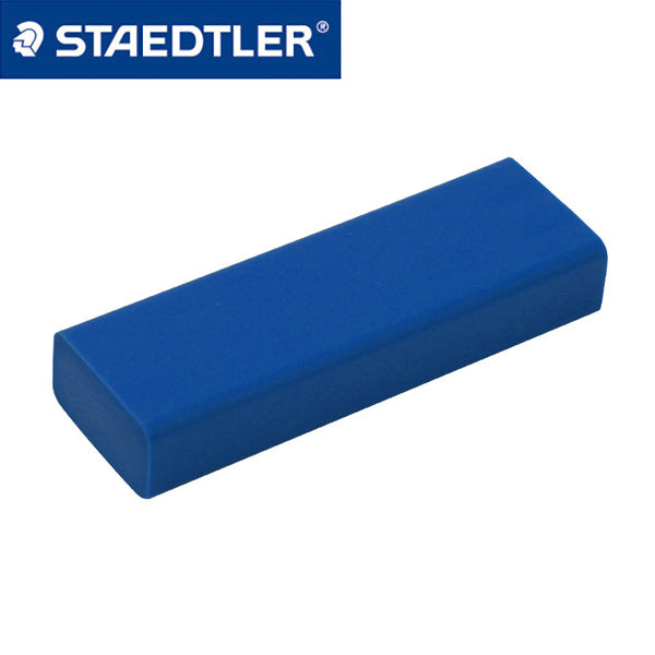 Staedtler Eraser with Sliding Sleeves 525 PS1-S, Eraser Refill (Blue x 2 Pcs)