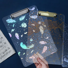 Transparent Holographic Clipboard