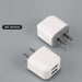 USB Power Adapter (USA, Canada Type A Plug)