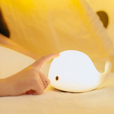 Whale Night Lamp