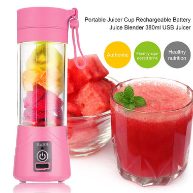 USB Electric Fruit Juice Blender