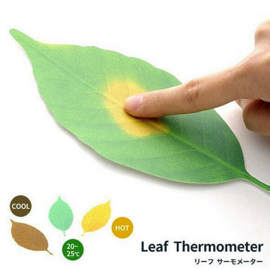 +d Leaf Thermometer