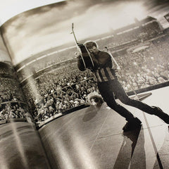 Official Bon Jovi WORK Hardcover Book