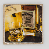 """No. 27"" Whiskey Inspired Coaster"