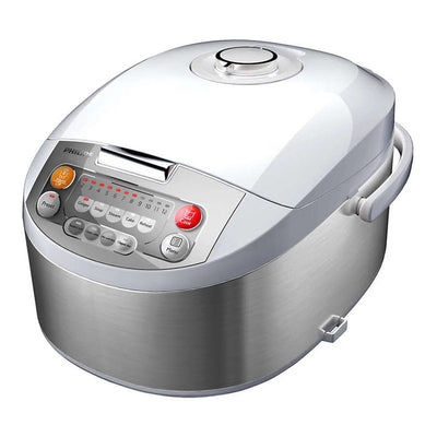 1.0L Fuzzy Logic Rice Cooker + Free Delivery