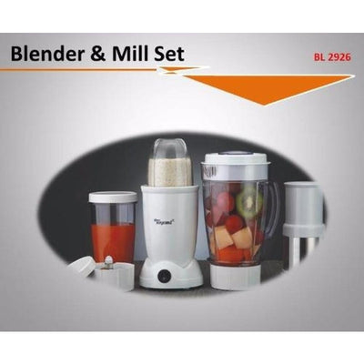 Blender with Mill