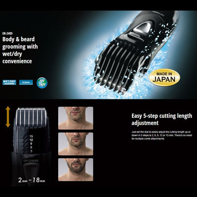 Body Hair Beard Trimmer