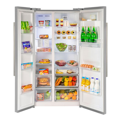 630L SideBySide Fridge