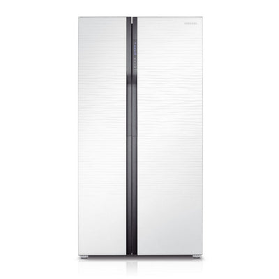 538L SBS Fridge with Twin Cooling