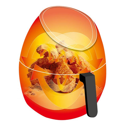 1500W Air Fryer (Digital)