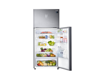 530L Top Mount Fridge with Twin Cooling Plus - Silver