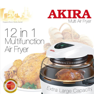 12 in 1 Multi-function Air Fryer Turbo Oven