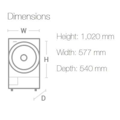 7.5kg Top Load Washer