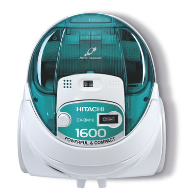 1600W Vacuum Cleaner  Green