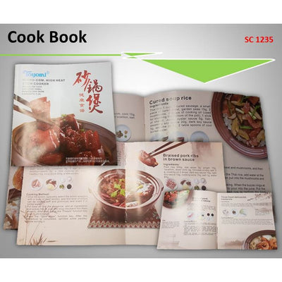 1.2L High Heat Stew Cooker + Free Delivery