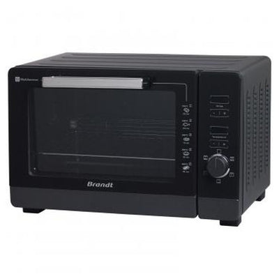 40L Electric Oven  Black