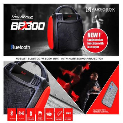 Portable Bluetooth Speakers + Free Gift