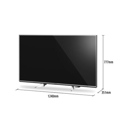 55 Inch Ultra HD 4k Smart LED TV Promo