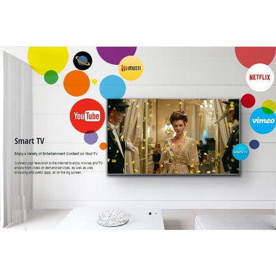49 Inch UHD 4K Smart LED TV