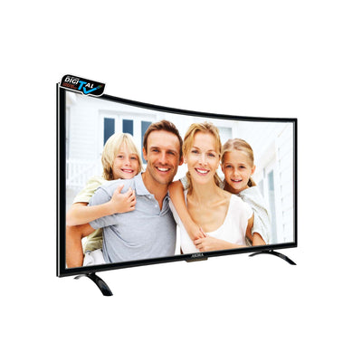 40 inch HD Curve LED TV