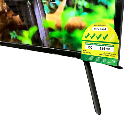 55 Inch Curved T2 Digital Ultra HD LED TV ( New Design )
