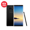 Galaxy Note 8 –  Midnight Black