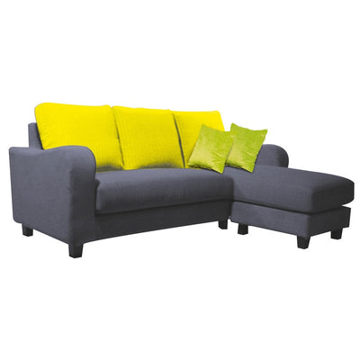 Preston L Shaped Sofa