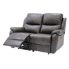 Largo 2 Seater Recliner Sofa