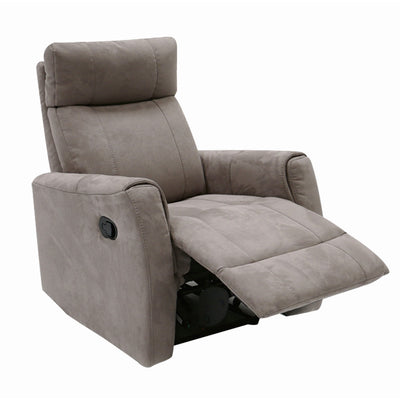 Furry 1 Seater Recliner Sofa