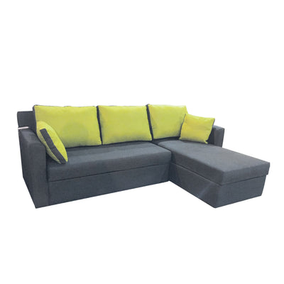 Coral L Shaped Sofa With Storage