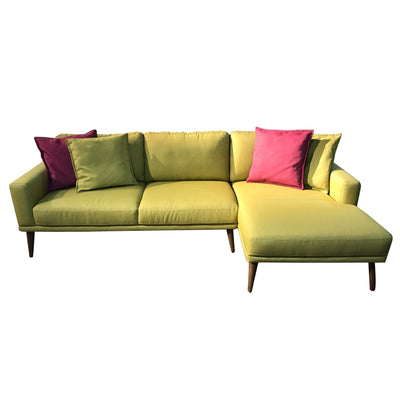 Milly L Shape Sofa  CR