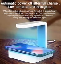 Teac UV Sanitiser lamp w/ wireless charging