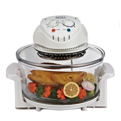 12L Electric Glass Oven
