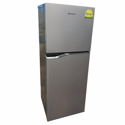205L 2 Doors Fridge - Sliver