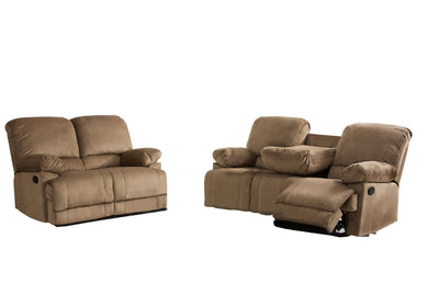Amos 3 Seater Recliner Sofa