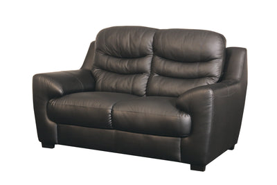 Pottery 3+2 Seater Half leather Sofa