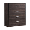 Box Furniture Lenggu Chest of 4 Drawers