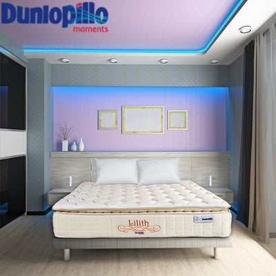 Dunlopillo Lilith Pocketed Spring Mattress