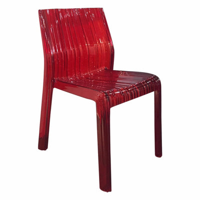 Box Furniture Cappe Dining Chair (Red)