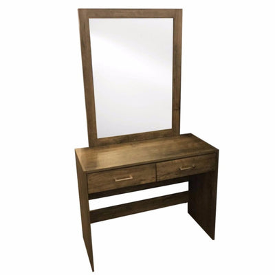 Box Furniture Scott Dress Table with Mirror