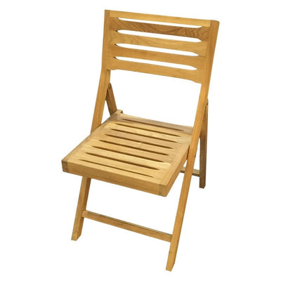 Habitat Tiek Folding Chair for Outdoor (Teak wood)