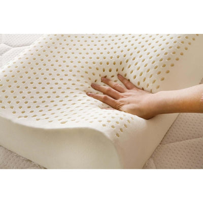 Mediterranean Pocketed Spring Natural Latex Mattress -various sizes